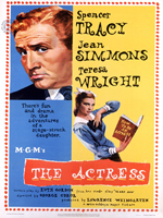 Anthony Perkins - The Actress - 1953