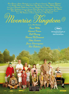 Wes Anderson  - Moonrise Kingdom - 2012