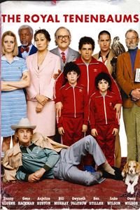 Wes Anderson - The Royal Tenenbaums - 2001