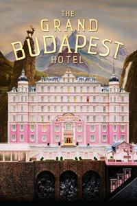 Wes Anderson  - The Grand Budapest Hotel - 2014