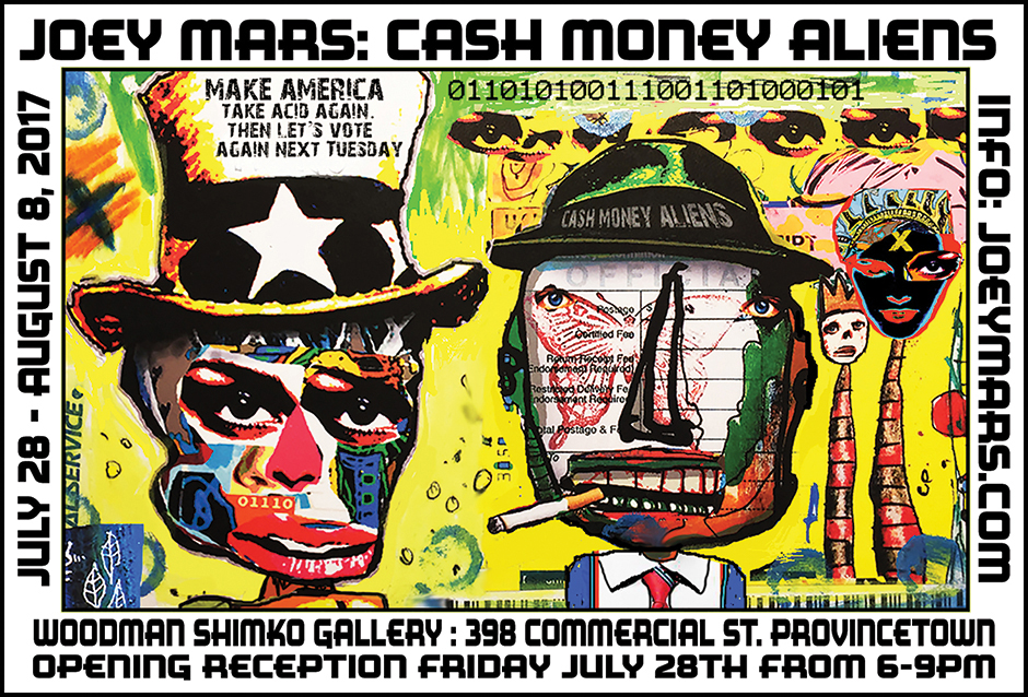 Cash Money Aliens by Joey Mars - 07212017