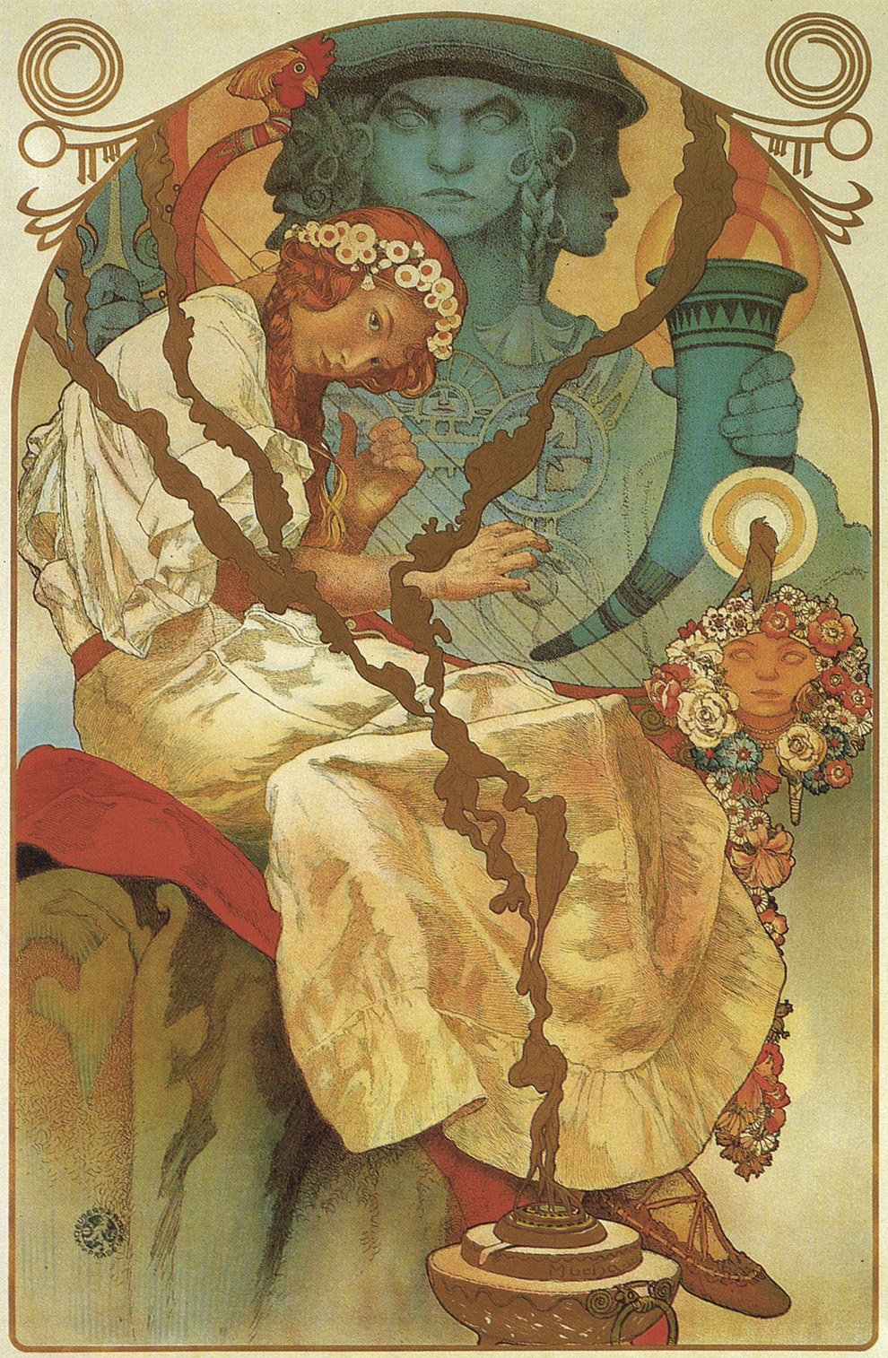 Slav Epic Panel - Alphonse Mucha